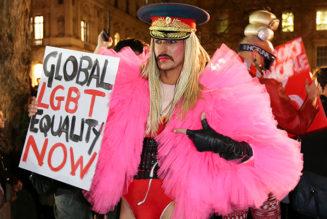 Продвижение ЛГБТ как главное практическое направление трансгуманизма на современном этапе